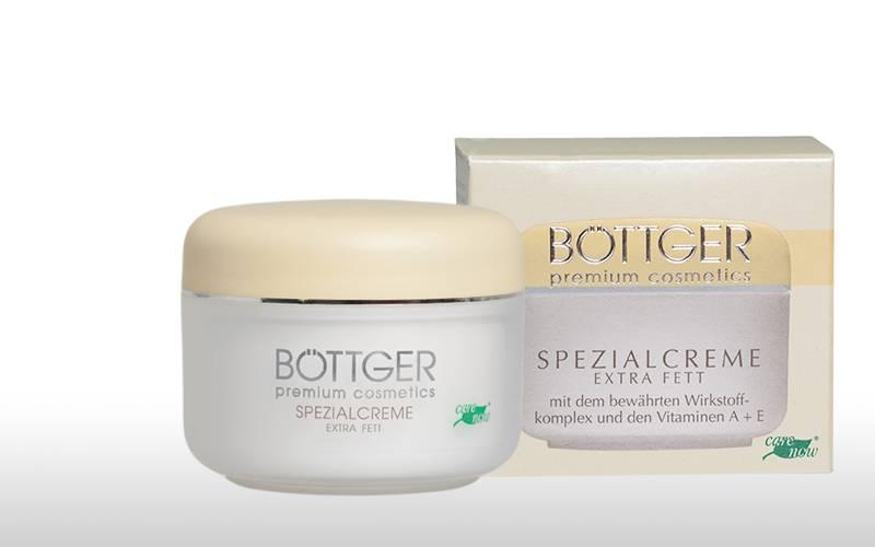 Böttger Premium Cosmetics Specialcreme extra fett