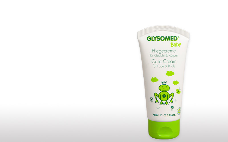 Glysomed Baby Pflegecreme 75 ml