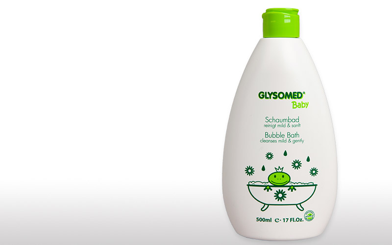 Glysomed Baby Schaumbad 500 ml